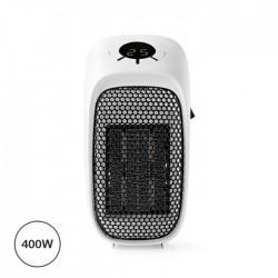 Aquecedor Termoventilador 400W HTPN10FWT - Nedis