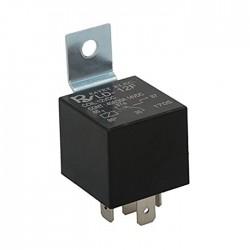 Relé 12VDC / 40A SPDT 5 Teminais Rayex Elect