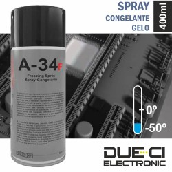 Spray Congelante Gelo 400ml - Due-Ci