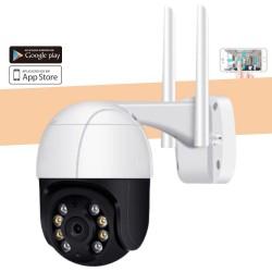 Câmara Vigilância IP 1080p Wifi 2mp