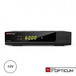 Receptor de Satélite Full HD Opticum AX300 Plus