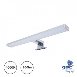 Aplique LED 12w 4000k 960lm - GSC
