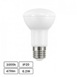 Lampada LED E14 R50 6.2w 3000k 470lm - Energizer