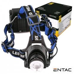 Lanterna De Cabeça 1 LED 5W 600LM ENTAC