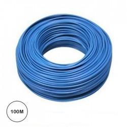 Fio Eléctrico Multifilar 1,5mm² (Bobine 100mt) - Azul