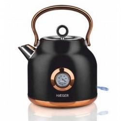 Jarro Térmico Haeger 2200W Art Deco Black