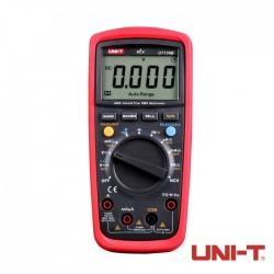 MultimMultimetro Digital Ac-Dc True Rms 600v - Uni-T