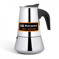Cafeteira INOX 2 Chávenas - ORBEGOZO KFI260