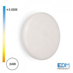 Downlight Led 220-240v 24w 1680lm 6500k Tamanho Regulavel - EDM