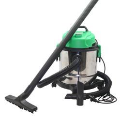 Aspirador Multifunções Água/Poeiras/Cinza 1200W