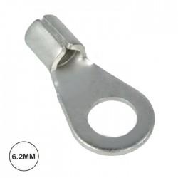 Terminal Olhal 6.2mm (4.0-6.0mm²) Não Isolado