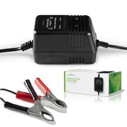 Carregador Baterias 2-6-12v 0.6a Chumbo