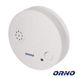 Detector Fumos S/ Fios 85dB Branco - ORNO