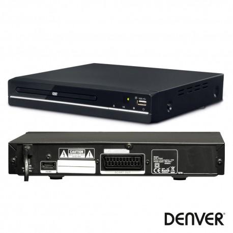 Leitor CD/DVD HDMI USB Comando - DENVER