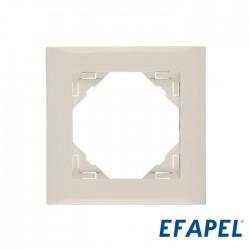 Espelho Tomada Simples Marfim – Efapel