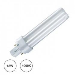 Lampada Fluorescente G24 Pl2u 18w 840