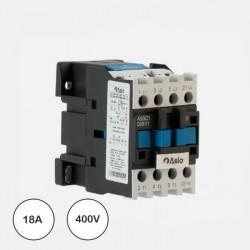 Contactor 18A 3P+NO 400v – ASLO
