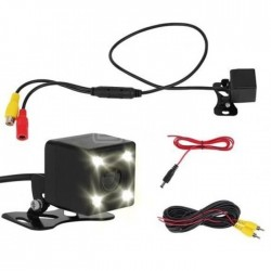 Camara Auto Marcha-a-Trás C/ LEDs