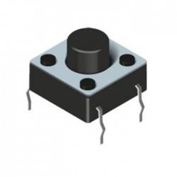 Botão Pulsador SMD 6x6mm 12v 50mA