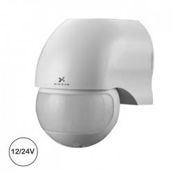Sensor Movimento 180º 12/24v Parede - XINDAR