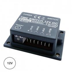 Temporizador Electronico 12..15v-2s-23mi