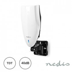 Antena Outdoor HDTV 0-50km FM-VHF-UHF 40dB - Nedis