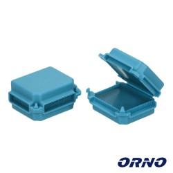 Conjunto de 2 Caixas Estanques IPX8 C/ Gel Isolante - ORNO