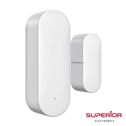 Sensor de Porta e Janela Inteligente WiFi - Superior