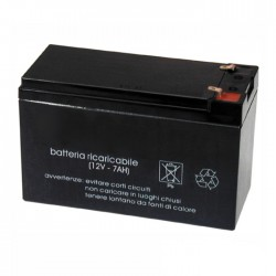 Bateria Chumbo 12V 7A