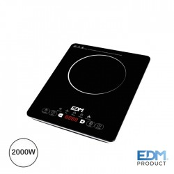 PLACA INDUÇÃO 2000W (28x35cm) - EDM