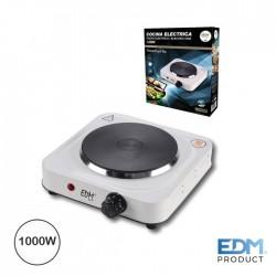 PLACA ELECTRICA 1000W (22x22x7,5cm) - EDM
