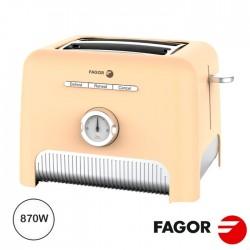 Torradeira dupla 870w vintage - FAGOR