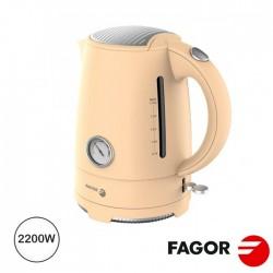 Fervedor de água 2200w 1,7L vintage - Fagor
