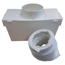 Kit Condensação M. Secar Roupa C/ Recipiente