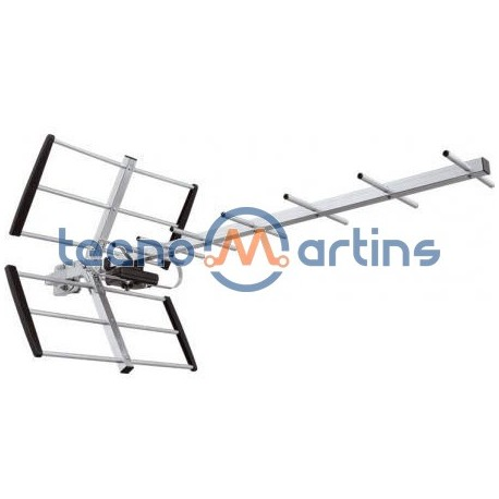 Antena TV Terrestre UHF 12dB TDT - Maximum