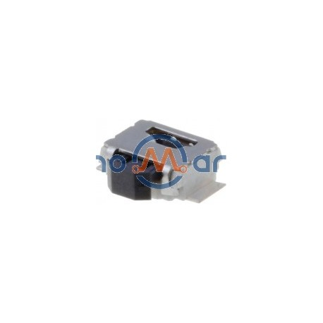 Switch SMD 2.5x2x1.2mm SPST-NO 24VDC P/ Tablets