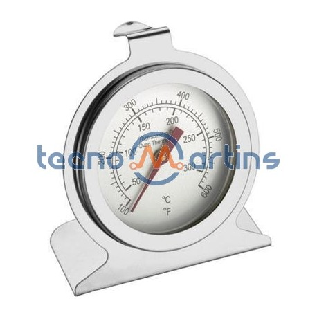 Termómetro de forno 0º A 300ºC - Wpro OVE001
