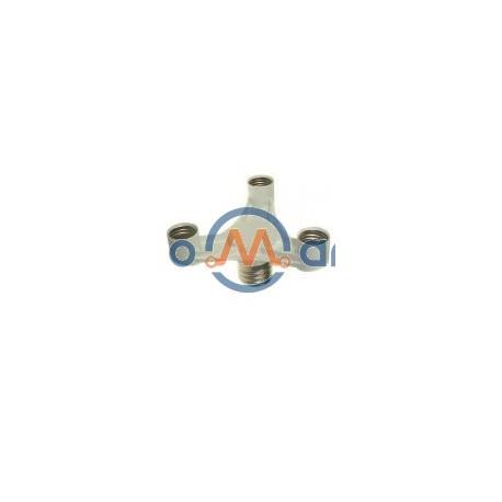 Suporte Adaptador para lâmpadas de E40 para 3x E27