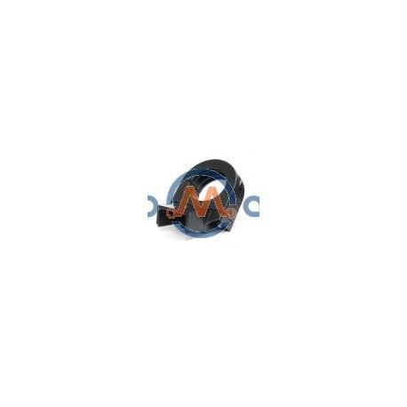 Suporte LNB Simples PVC Preto