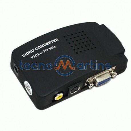Conversor VGA / Vídeo