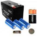 Baterias & Pilhas