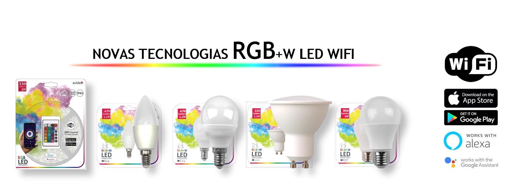 Especial RGB Wifi - Avide
