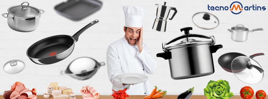 Tudo para uns belos cozinhados, aos melhores preços!